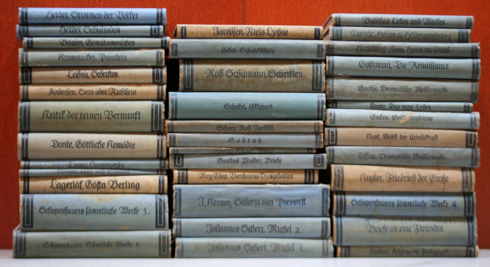 39 gebundene Ausgaben Reclam Universal-Bibliothek