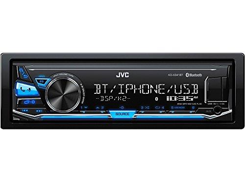 JVC Radio KDX341BT Bluetooth für Skoda Fabia 6Y alle 99 > 7/04