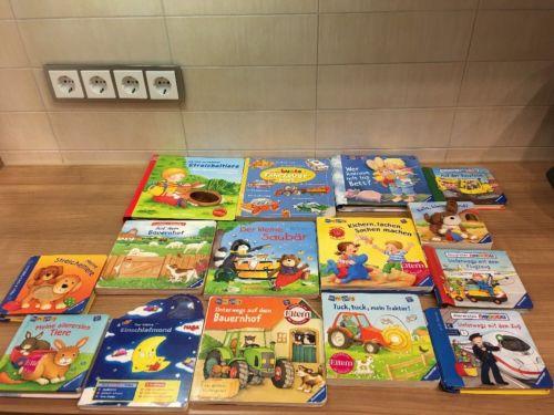 Kinderbücher Paket (hochwertige Markenbücher)