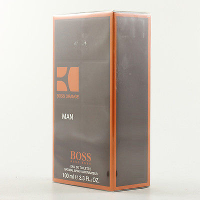 Hugo Boss Boss Orange Man ? EDT - Eau de Toilette 100ml NEU&OVP