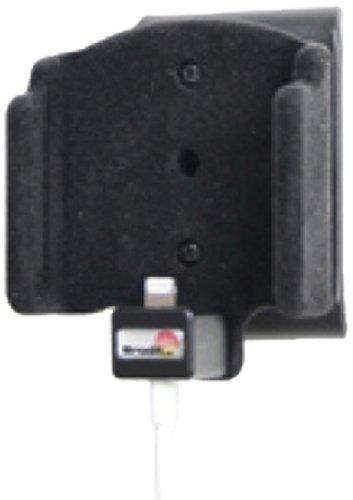 Brodit 514433 aktiv Kfz-Halterung und Stecker für Apple iPhone 5 schwarz