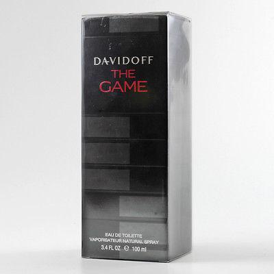 Davidoff The Game ? EDT Eau de Toilette 100ml NEU&OVP