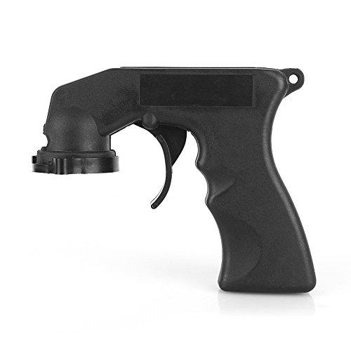 VGEBY 1 Stück Handgriff Für Spraydose Farbe-Wechsel Kunststoff Pistolengriff