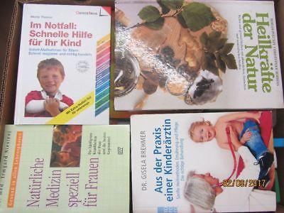 56 Bücher Gesundheit Medizin Selbstheilung Naturmedizin Naturheilkunde