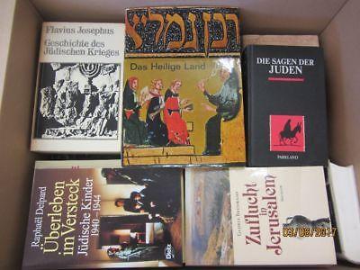 47 Bücher Israel Juden Judentum Zionismus Heiliges Land Jerusalem