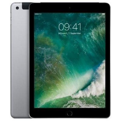 Apple MP2D2FD/A 24,63 cm (9,7 Zoll) Tablet-PC (AMD Turion A9, 128GB RAM, Mac OS X) grau