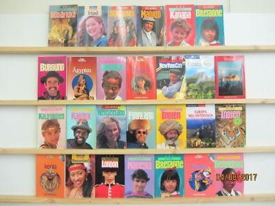 27 Bücher Reiseführer Apa Guides  nationale und internationale Reiseführer