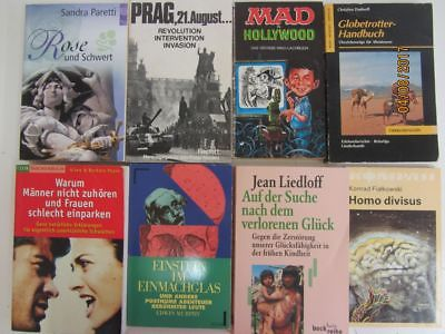 144 Bücher Taschenbücher verschiedene Verlage
