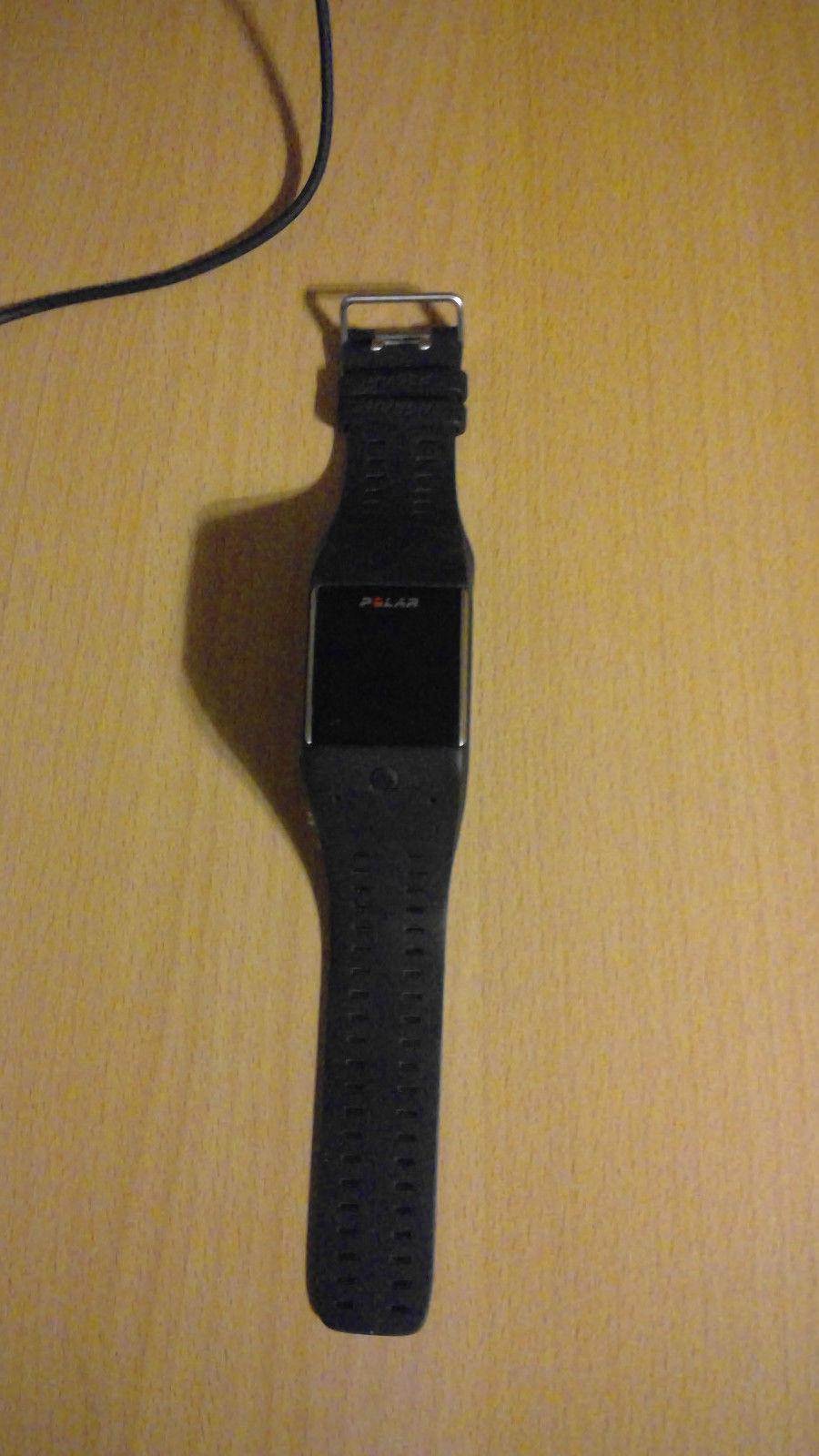 Polar M600 Smartwatch Schwarz - selten genutzt ohne Mängel