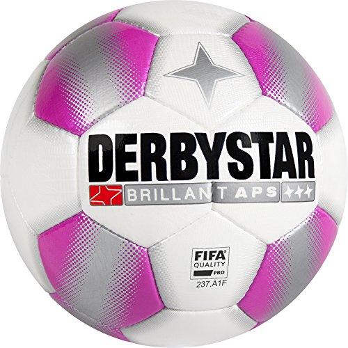 Derbystar Brillant APS, 5, weiß pink silber, 1708500199