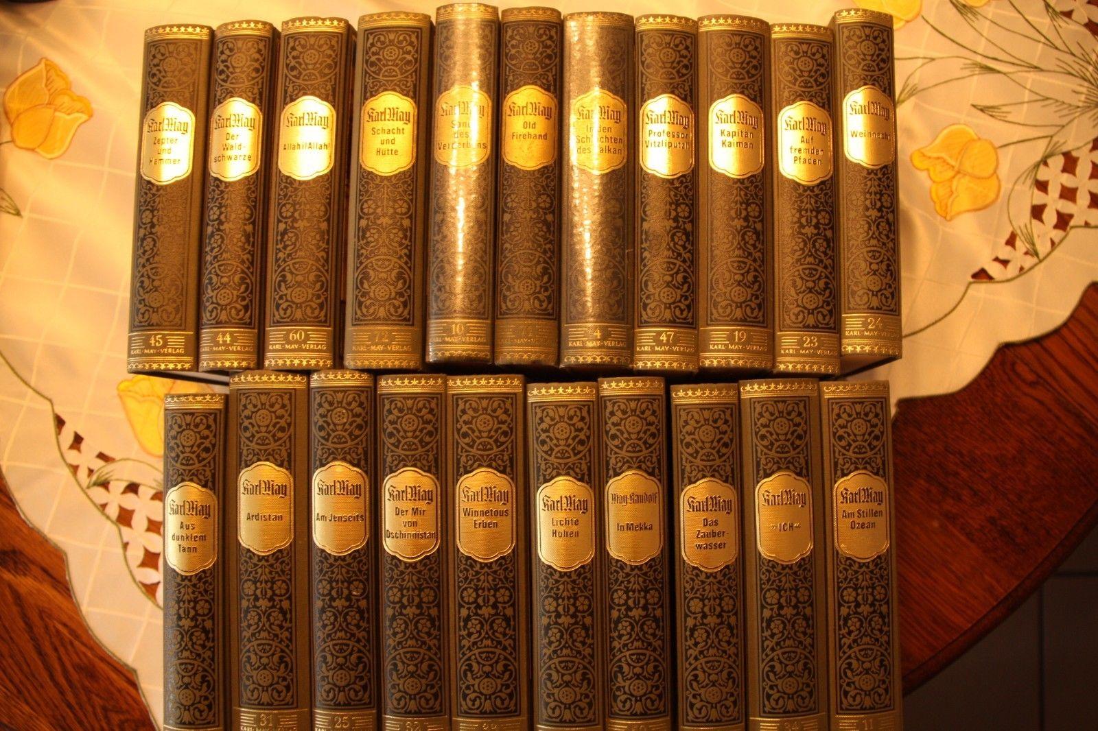 Karl May Bücher 31 Bücher