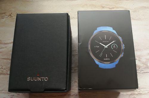 Suunto Spartan Sport wrist hr, blau