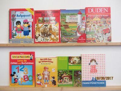 49 Bücher Kinderbücher Kleinkinderbücher Kindergartenbücher Bilderbücher