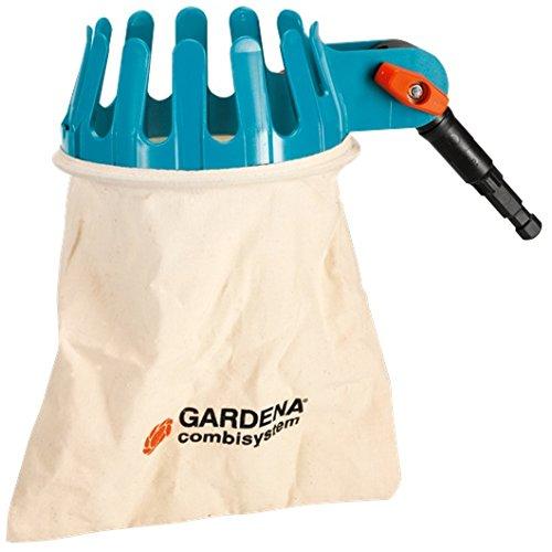 Gardena 3110-20 Obstpflücker Adapter für Combisystem; Wackelfreie Verbindung; Passend zu allen CS Stielen; Gelenknippel verstellbar; besteht aus Vollkunststoff