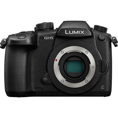Panasonic Lumix DMC-GH5 4K PAL/NTSC Camera (Eng/Chi) Garant