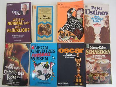 105 Bücher Taschenbücher Heyne Verlag