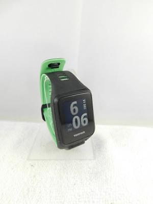 TomTom Runner 3 Cardio GPS Sportuhr Atktvitätentracker Fitnesstracker Schwarz/Gr