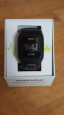 TomTom Runner Cardio Laufuhr GPS Herzfrequenz Running Sport Uhr