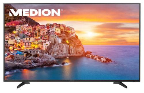 MEDION LIFE P18100 UHD 4K Smart LED-Backlight TV 138,4cm/55