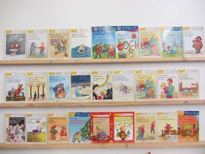 27 Bücher Kinderbücher Sonne Mond und Sterne erstes Lesen junge Leser