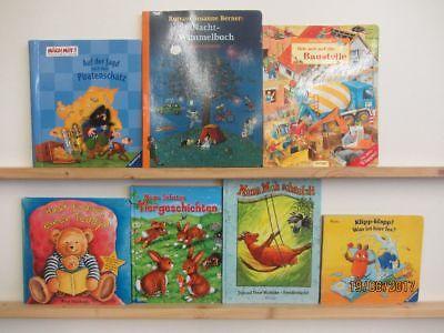 37 Bücher Kinderbücher Kleinkinderbücher Kindergartenbücher Bilderbücher