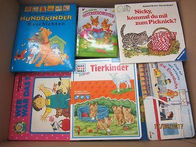 72 Bücher Kinderbücher Kleinkinderbücher Kindergartenbücher Bilderbücher