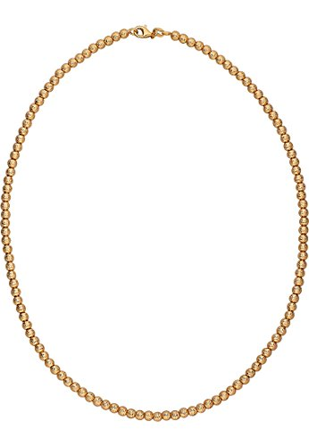CHRIST Gold Damen-Kette 585er Gelbgold One Size, gold
