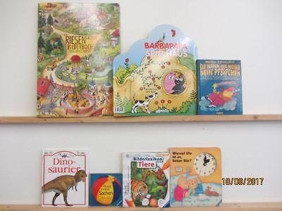 80 Bücher Kinderbücher Kleinkinderbücher Kindergartenbücher Bilderbücher