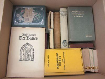 50 Bücher antiquarische Bücher Paket 1