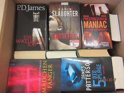 32 Bücher Romane Krimi Thriller Psychothriller  Top Titel Bestseller Paket 1