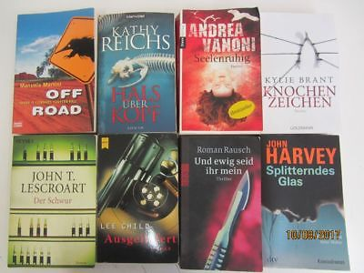 59 Bücher Romane Krimi Thriller Psychothriller  Top Titel Bestseller