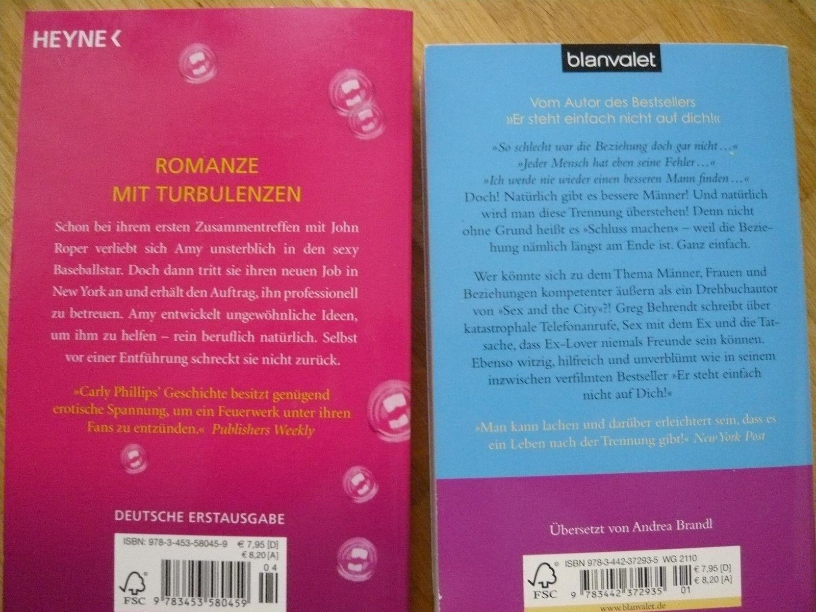 Buchpaket, Romane, Bücher, Frauenromane