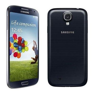 SAMSUNG GALAXY S4 I9505 16GB HANDY --- ( SCHWARZ BLACK MIST ) --- OVP --- NEU