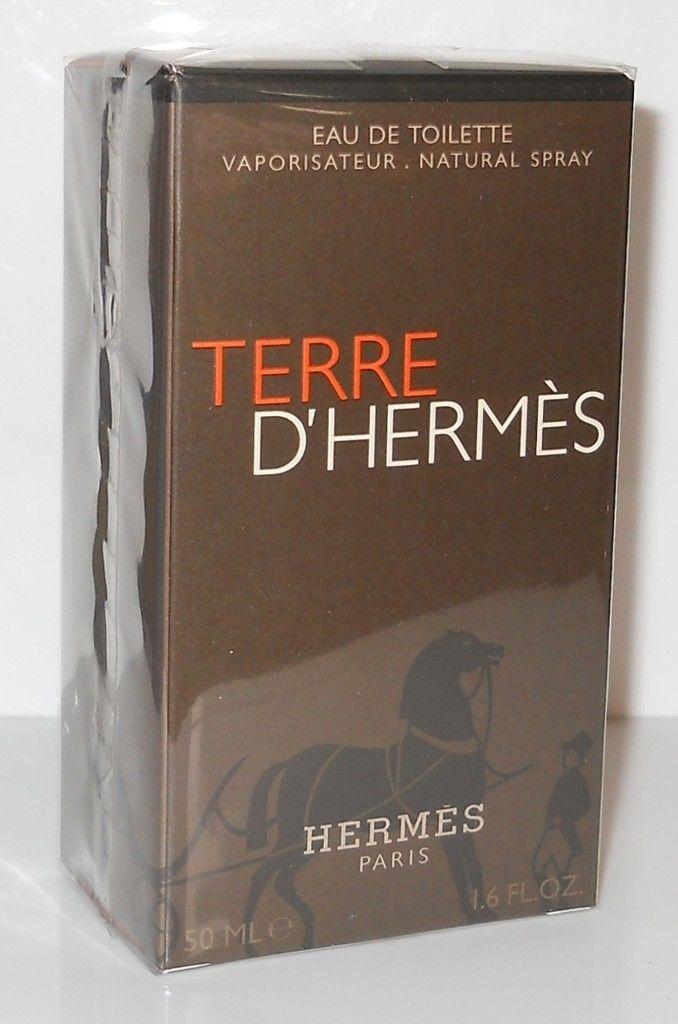 Terre d'Hermes - Eau de Toilette 50 ml