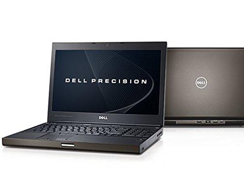Dell Precision M4800 mobile Workstation mit 3 Jahren Garantie* (Intel Core i7 Quad-Core 2.80GHz, 32 GB RAM, Nvidia Quadro K2100M, 480 GB SSD + 500GB HDD) refurbished