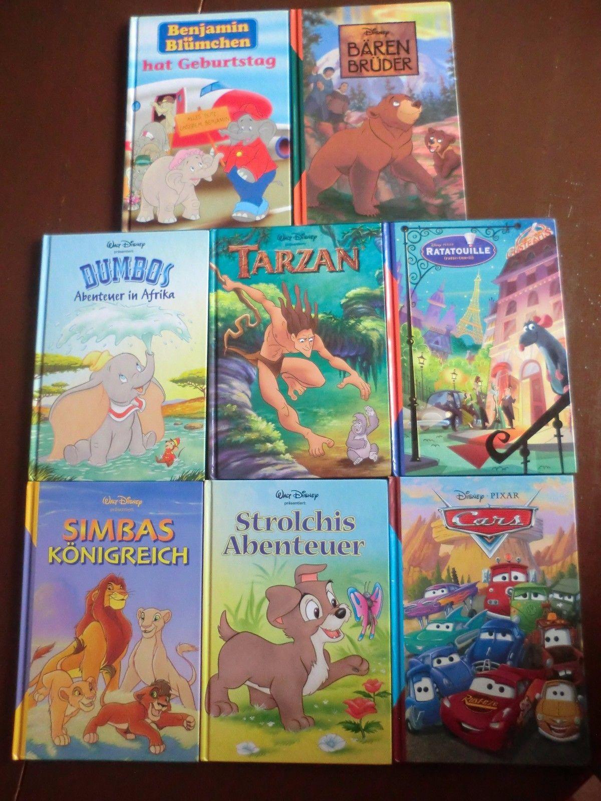 8 Kinderbücher