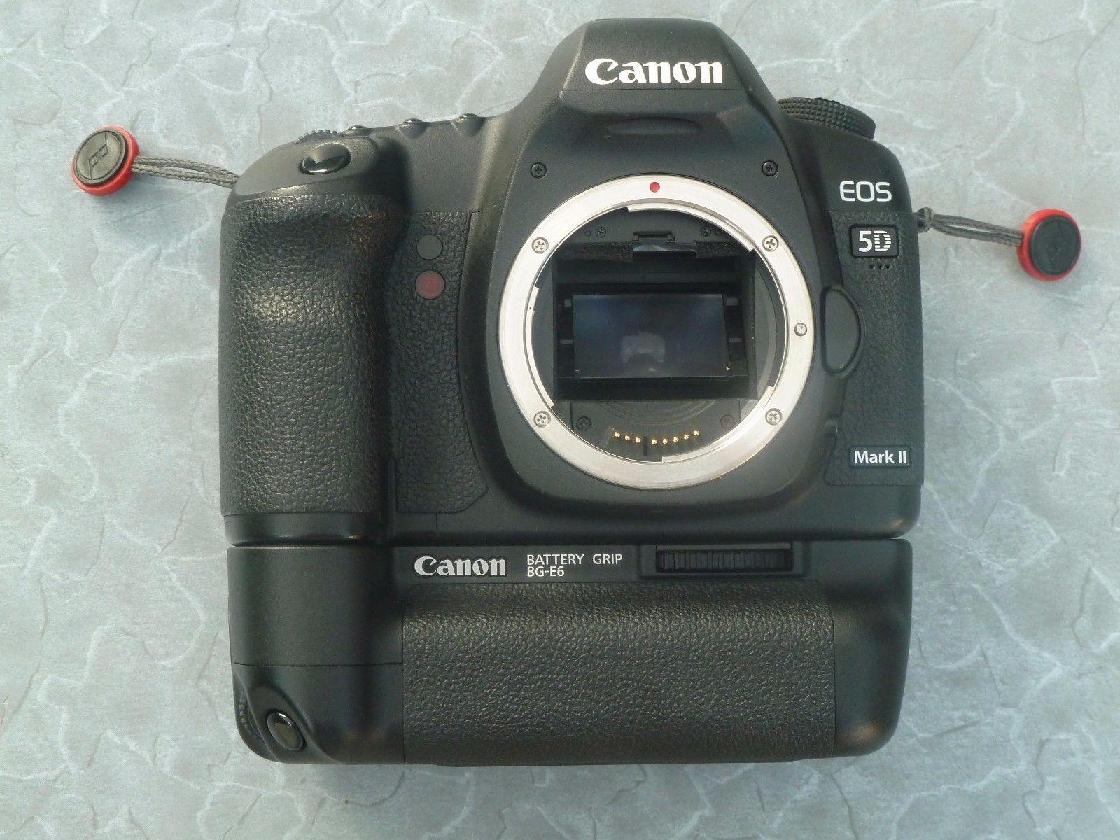 Canon EOS 5D Mark II incl. BG-E6