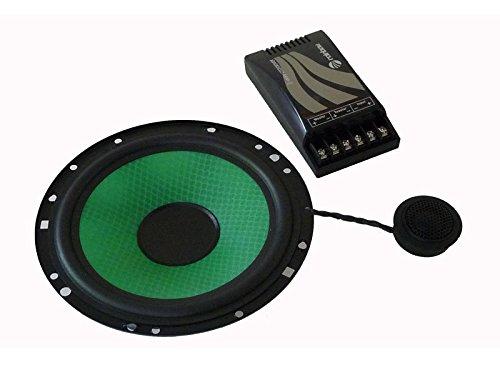 Rainbow Auto Lautsprecher Kompo-System 300 Watt VW Polo 9N + 9N3 10/01-5/09 Einbauort vorne : Türen / hinten : --