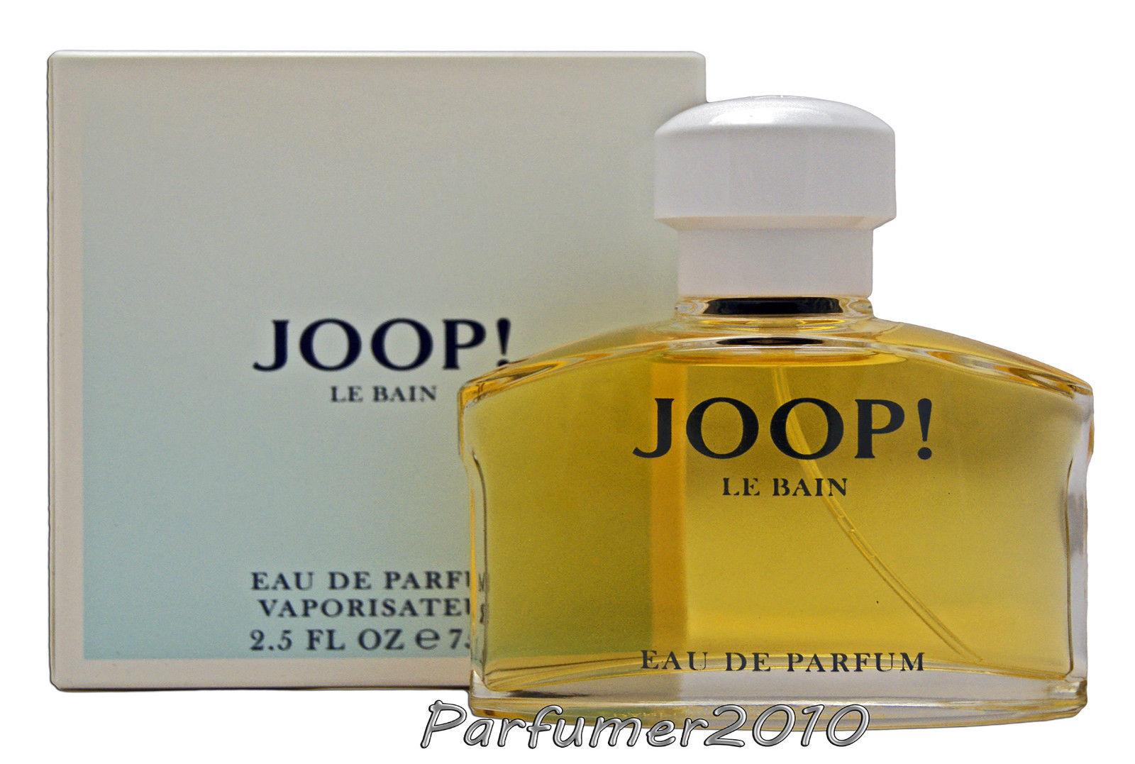 Joop Le Bain 75ml Eau de Parfum EDP Spray Neu&Originalverpackt
