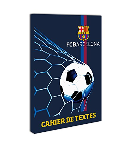 FC Barcelona 173fcb102std Hausaufgabenheft Unisex Kinder, Granat