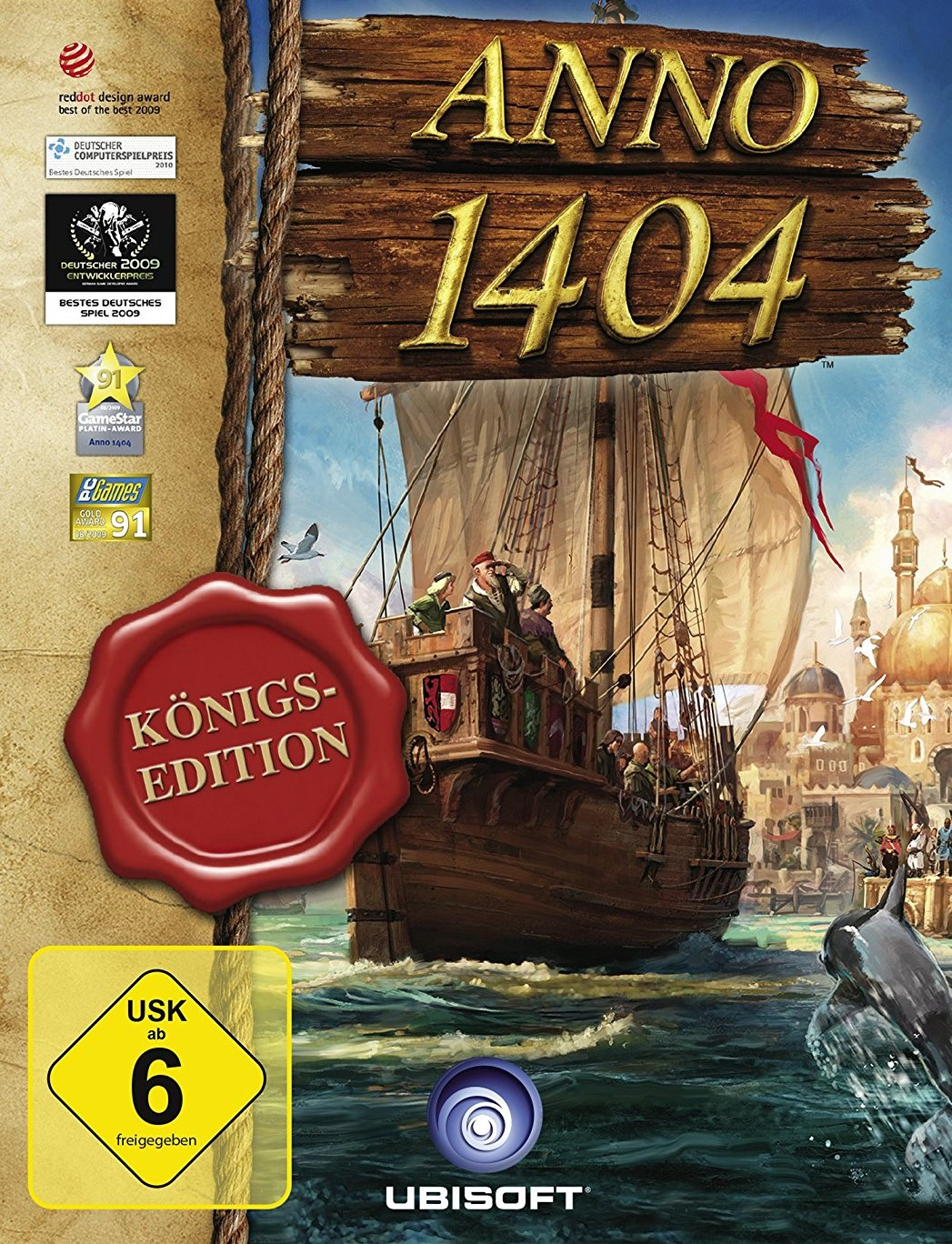 Anno 1404 - Gold Edition [PC Code - Uplay]
