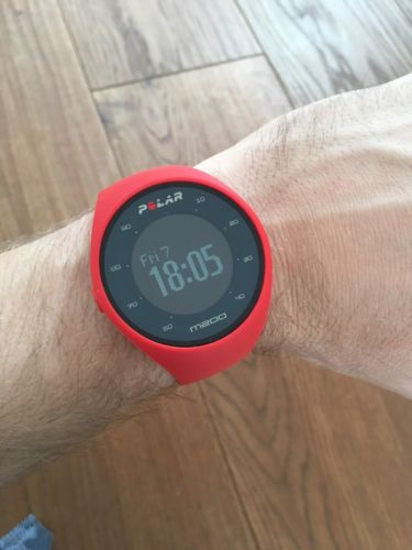 Polar M200 GPS Laufuhr
