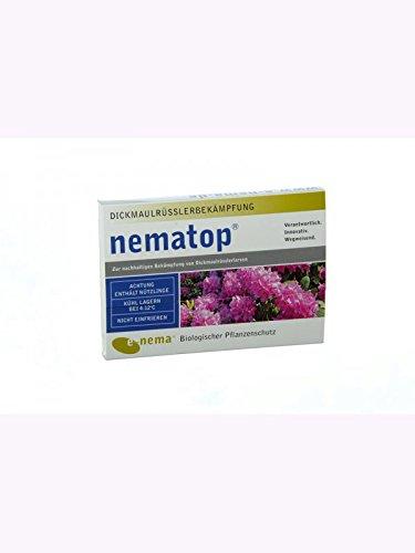 NemaTop HB Nematoden zur Bekämpfung des Dickmaulrüsslers 25 Mio für 50qm