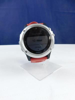 Garmin fenix 3 GPS-Multisportuhr Herzfrequenzmesser Bluetooth 1,2 Zoll