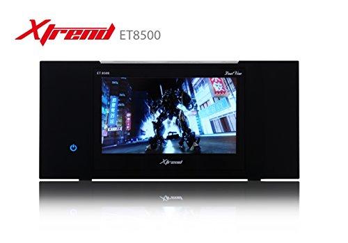 Xtrend ET 8500 Linux Receiver (PVR Ready, 2x DVB-C, 1x DVB-S2, Full HD, HbbTV)