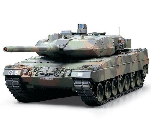 Tamiya 300056020 - Leopard 2A6 Full Option Kampfpanzer