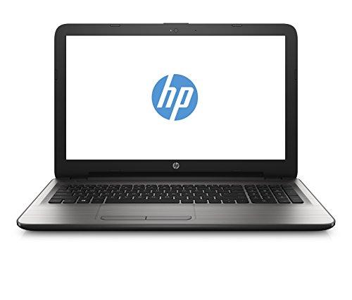 HP 17-y067ng (1HF29EA) 43,9 cm (17,3 Zoll / HD+ SVA) Notebook (AMD Dual-Core A9-9410 APU, 8 GB RAM, 1 TB HDD, AMD Radeon R3-Grafikkarte, FreeDOS 2.0) grau
