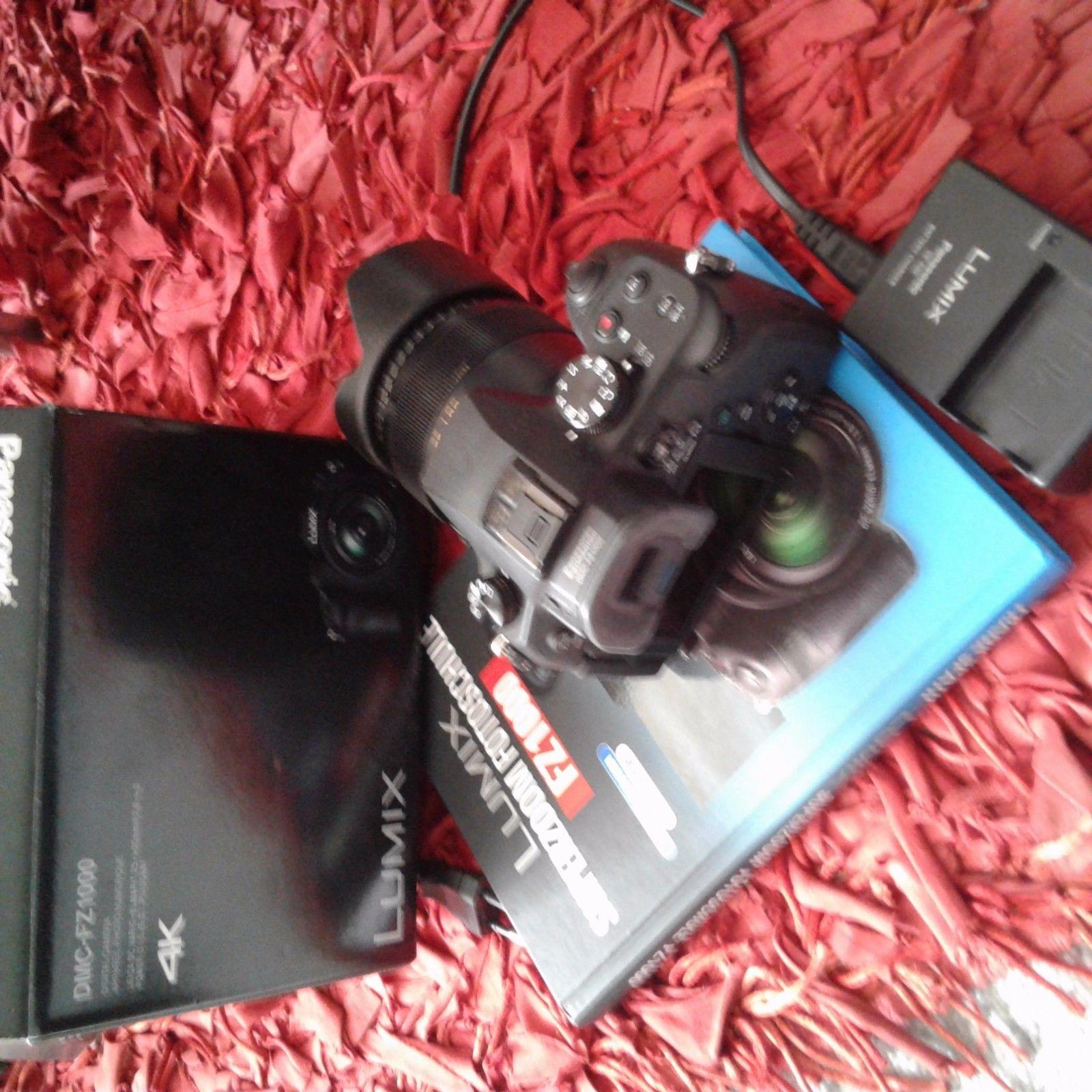 Panasonic LUMIX DMC-FZ1000 20.1 MP Digitalkamera