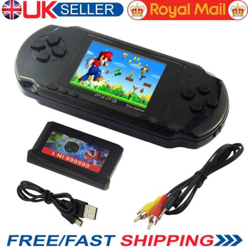 New PXP 3 Portable Handheld Video Game Console 16 Bit Retro Megadrive Video game