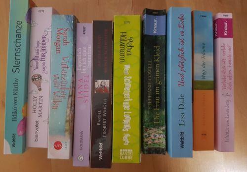 Buecherpaket Romane/Frauen Romane